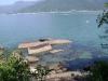 Vista da trilhas para o Bonete - Ubatuba