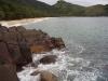 Vista total da praia do Bonete - Ubatuba