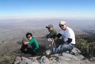 Vulcão El Misti em Arequipe