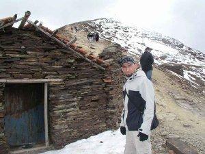 Pista de esqui Chacaltaya na Bolívia - La Paz