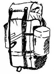 Cuidados com sua mochila