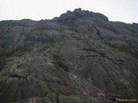 Subida final - Pico dos Marins - Piquete - SP