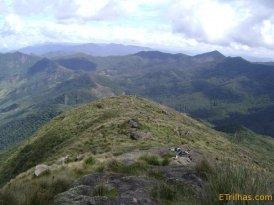 Subida do Morro do Careca - Pico dos Marins - Piquete - SP