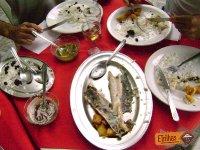 Almoço em Itamonte - Minas Gerais