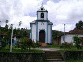 Capela Bairro Campo Grande Itamonte - MG