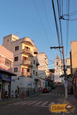 Cidade de Cunha - SP Matriz