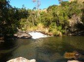 Segunda Queda Cachoeira do Desterro - Cunha-SP