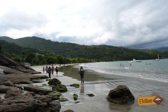 chegada-praia-da-fortalesa-trilha-das-sete-praias-ubatuba-sp