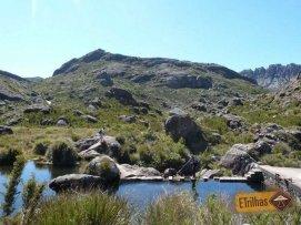 Inicio da Trilha - Parque Nacional do Itatiaia