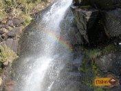 Arcoiris Cachoeira da Aiuruoca - Parque Nacional do Itatiaia