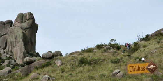 Subindo Prateleiras - Parque Nacional do Itatiaia