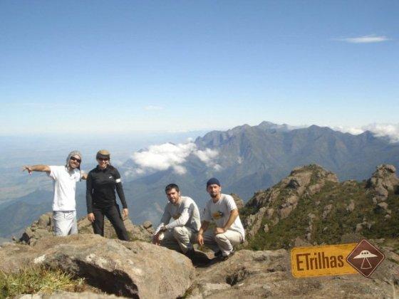 ETrilhas no Morro do Couto - Parque Nacional do Itatiaia