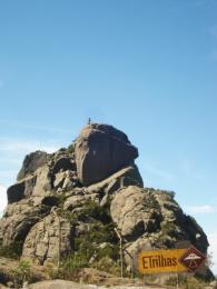 Vista do Morro do Couto - Parque Nacional do Itatiaia