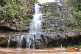 Cachoeira Erva Doce - Senges -PR - Vale do Itararé