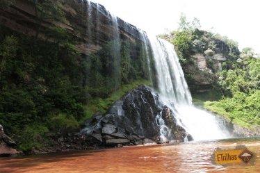 Cachoeira véu de Noiva ou Lageado - Vale do Itararé