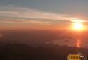 Nascer do Sol na Baia de Paraty - Pedra da Macela - Cunha-SP