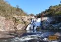 Vista Cachoeira do Pimenta Cunha-Sp