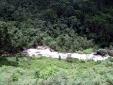Trilha para a Cachoeira do Retiro