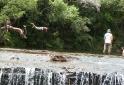 Parte Superior da Cachoeira véu de Noiva - Senges-PR - Vale do Itararé