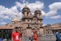 Catedral Praça de Cuzco