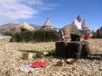 Ilha dos Uros em Puno
