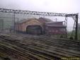 Estação de trem em Paranapiacaba - SP