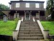 Entrada do museo Castelinho em Paranapiacaba - SP