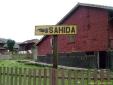 Placa da Vila de Paranapiacaba - SP