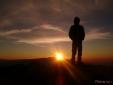 Por do sol Pico dos Marins - Piquete - SP