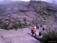 Início da descida - Pico dos Marins - Piquete - SP