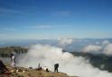 Galera no topo do Morro do Couto - Parque Nacional do Itatiaia
