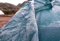 Gelo na barraca - Parque Nacional do Itatiaia