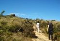 Na trilha para o Morro do Couto - Parque Nacional do Itatiaia