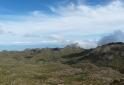 Vista do Prateleiras na Trilha para Cachoeira da Aiuruoca - Parque Nacional do Itatiaia