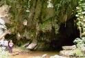 Entrada da caverna Água Suja - Núcleo Santana