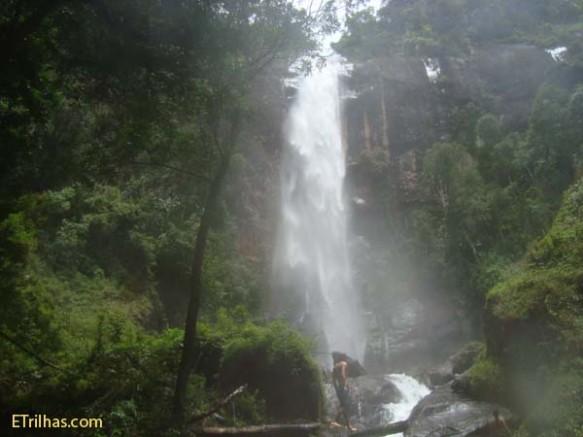 Cachoeira da Fragraria Itamonte - mg