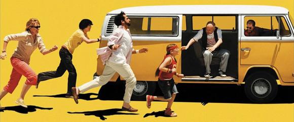 Pequena Miss Sunshine - Filmes de Aventura